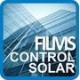 Rollo Control Solar Film Vidrio Polarizado Calor (5mx1.52)