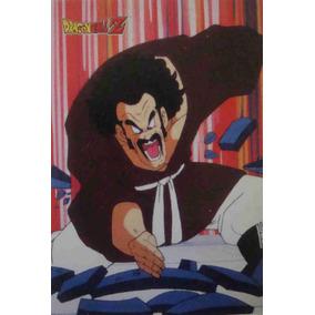Dragonball Z Lote Com 5 Cromo Cards Avulsos 2001 Ed. Conrad