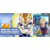 Dragon Ball Z Anime Temp. 8 Saga Majin Boo 2/3