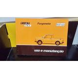 Manual Fiat 147 Pick Up 79 A 81.