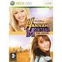 Jogo Original Hannah Montana O Filme Lacrado Para Xbox 360