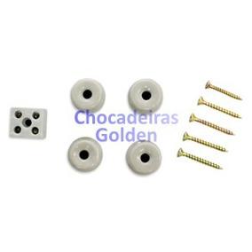 Jg Isoladores Porcelana Para Chocadeiras / Estufas