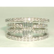 Pocao2005- Anel De Ouro 14k Super Pave Diamantes 728