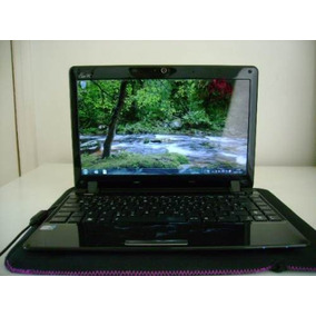 Net Asus Eeepc 1201ha Black Piano Hd 250gb 2gb Atom 1.33 Ghz