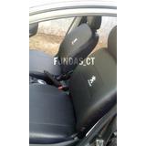 Fundas Asientos Cuero Ecologico Logo Bordado Peugeot 504