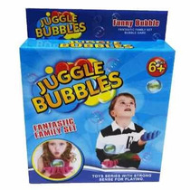Burbujas Magicas Guantes Plato Burbujero Juggle Bubble