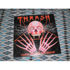 Thrash (disco) (nepal,visceral,larry Zavala,lethal,v8,iorio)