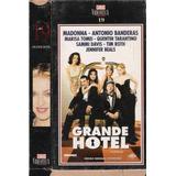 Vhs+ Dvd Do Filme*, Grande Hotel - Tarantino, Tim Roth #