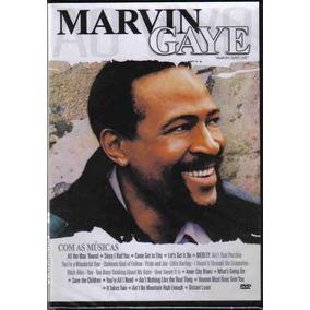 Marvin Gaye - Raridade - Dvd Lacrado