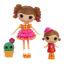 Mini Lalaloopsy Sisters - Prairie E Trouble Dusty Trails