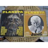 Planeta E Planeta Especial - Editora Três - Jung - Bruxaria
