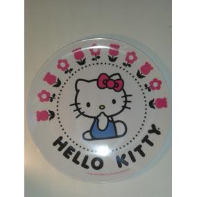 Plato Hello Kitty Hermoso!! Fiesta