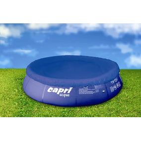 Capa Proteção Para Piscina Acqua Redonda 6700 Litros - Capri