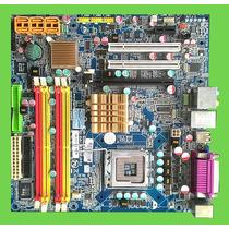 Kit Gigabyte Ga- 965qm-ds2 775 +8 Gb Memoria + Processador