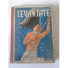 Levántate Libro De Lecturas De Sexto Primaria Antiguo