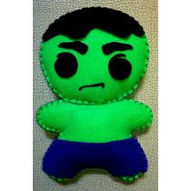 Hulk, Hecho En Fieltro
