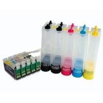 Bulk Ink Impressora T33 Tx515fn A4 E T1110 A3+500ml Sublimat