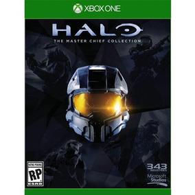Halo Master Chief Collection Xone Midia Fisica Lacrado