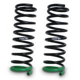 Kit Espirales Rm Reforzados Traseros Ford Fiesta Gnc
