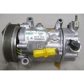 Compressor Sanden Pegeout/renault -307 / 308 - Citroen C3/c4