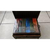 Cofre Harry Potter Colección Completa 7 Libros Envio Gratis