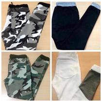 Nuevos Pantalones Joggers Para Dama Y Caballero