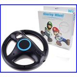 Timón - Volante Para Nintendo Wii. Realismo En Tus Carreras
