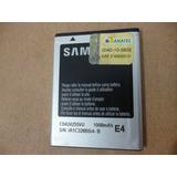 Bateria Samsung Eb424255vu Original S3350 S3850 S5222 Star