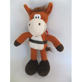 Cavalo Cavalinho Boneco De Pelúcia Maritel