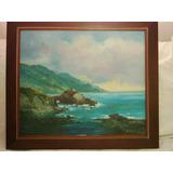 S. Migliaccio - Ost - Marinha - Pintura - Quadro