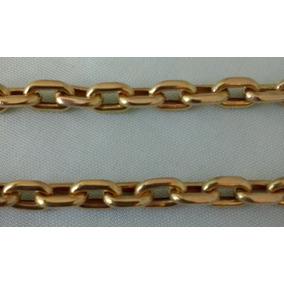 Cordao Modelo Cadeado Em Ouro 18k 750
