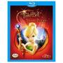 Blu-ray Desenho Tinker Bell E O Tesouro Perdido Da Disney