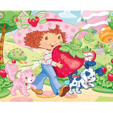 Kit Imprimible Fresita Frutillita Strawberry Shortcake