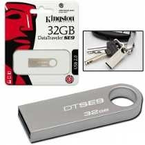 Flash Memory Pendrive 32gb Kingston Metalico Al Por Mayor