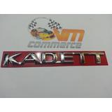 Emblema Kadett Cromado Linha 96