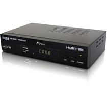 Conversor Digital Tv Full Hd Função Gravador-rca-hdmi-usb
