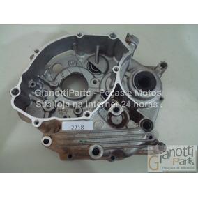 2218 - Bloco Motor Yamaha Ybr K - Lado Esquerdo