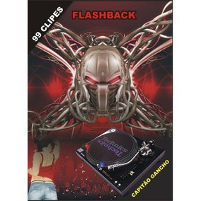 Dvd 99 Clipes Flashback Dance 90´s (original E Lacrado)