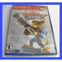 Ratchet Clank Ps2 Playstation 2 Original Lacrado God Of War