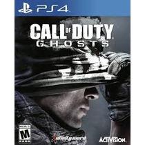 Call Of Duty Ghosts Ps4 Gold Edição + Dlc Pt-br Cod Psn Digi