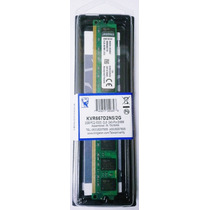 Memória Kingston Ddr2 2gb 667mhz Pc2-5300 - Blister Lacrada