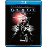 Blu-ray - Blade - O Caçador De Vampiros (lacrado)