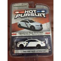 Greenlight Hot Pursuit 2012 Ford Police Interceptor