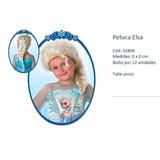 Peluca Elsa (pelicula Frozen) En Thelmus