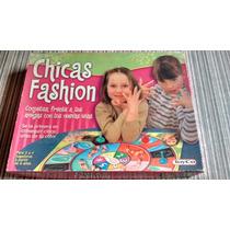 Juego De Mesa Chicas Fashion. Toyco. Para 2 A 4 Jugadoras +6