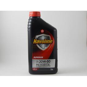 Óleo Motor Mineral 20w50 Havoline Api Sj 1litro