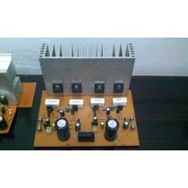 Planta Circuitos Amplificadores De Sonido. Fabricacion