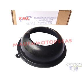 Diafragma Pistonete Carburador Cbx250 Twister / Xr 250 Thl