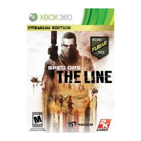 Jogo Lacrado Spec Ops The Line Premium Edition Para Xbox 360