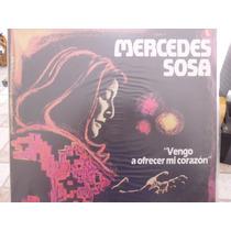 Disco Mercedes Sosa Vengo A Oferecer Mi Corazón